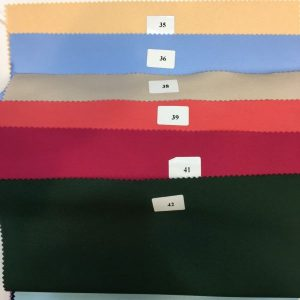 American Satin Color Chart 3