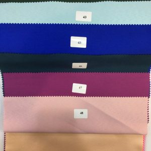 American Satin Color Chart 4