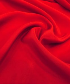 Armani Reine Seide Rot