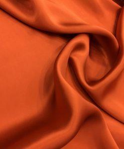 Armani Reine Seide Orange