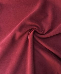 Upholstery Fabric Claret Red