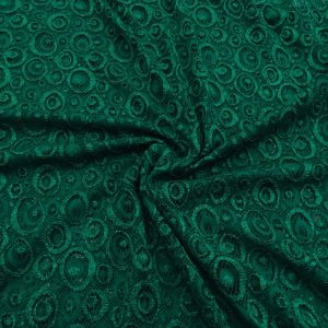 Lace Fabrics Emerald