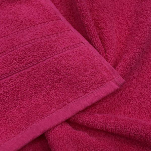 Towel Fuchsia