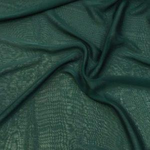 Iridescent Shawl Emerald Iridescent Chiffon Emerald