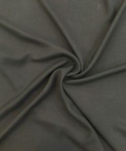 Linen Crepe Black