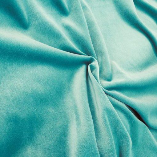 Upholstery Cotton Valvet Light Green