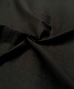 Upholstery Cotton Valvet Black
