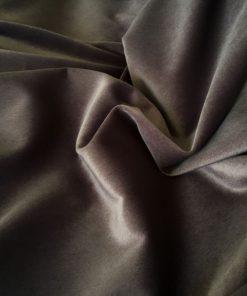 Upholstery Cotton Valvet Fume