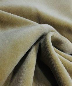 Upholstery Cotton Valvet Gold