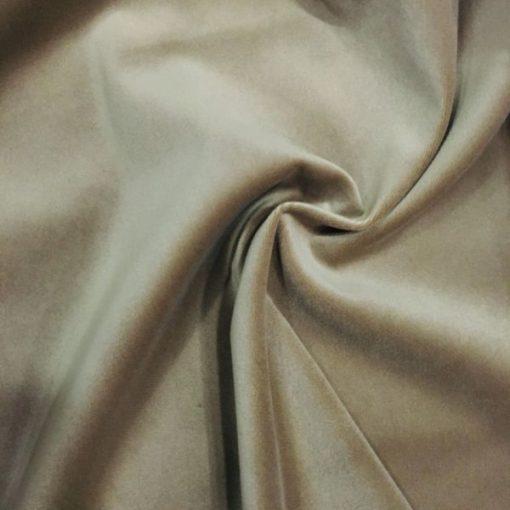 Upholstery Cotton Valvet Mink