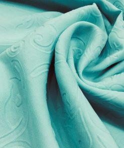 Medina die Seide Schal Wasser Grün