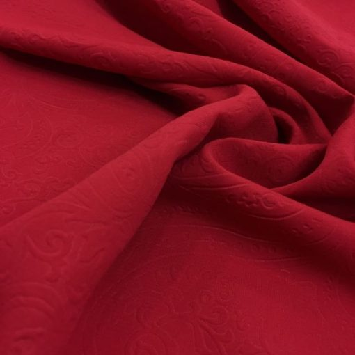 Medina die Seide Schal Rot