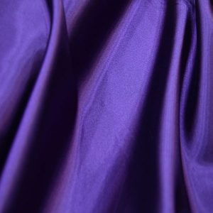 Satin Lycra Fabric Purple