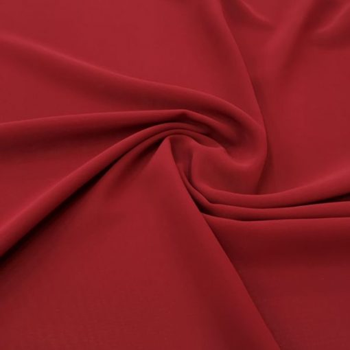 Multi Shawl Red Multi Chiffon Red