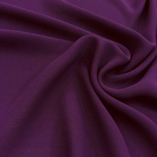Multi Shawl Purple Multi Chiffon Purple