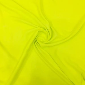 Zara Crepe Chiffon Neon Green