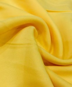 Cotton Viscose Yellow