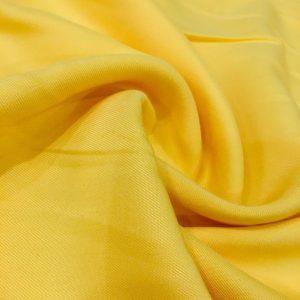 Cotton Viscose Yellow
