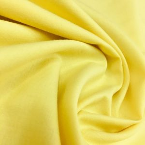 Cotton Voile Shawl Yellow