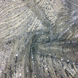 Sequin Silver