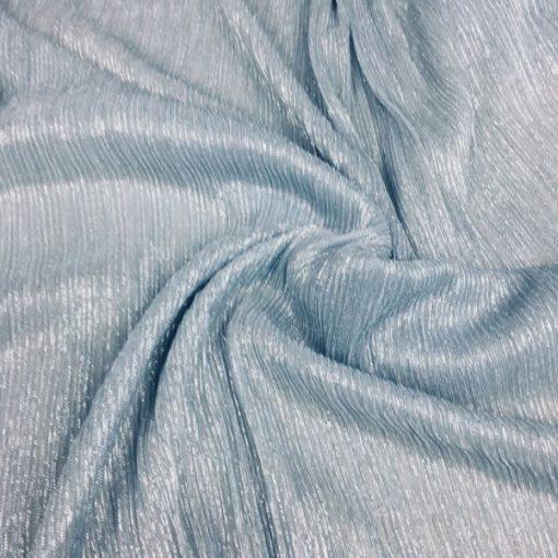 Silvery Jerse Ice Blue