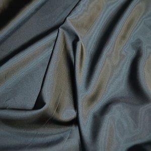 Satin Lycra Fabric Black