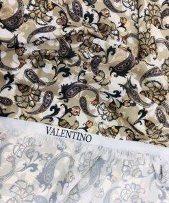 Valentino Patterned Satin 4