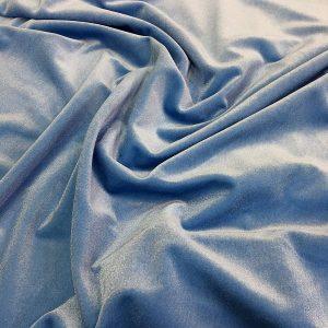 Velvet Baby Blue