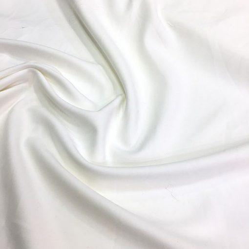 Popeline Weiß