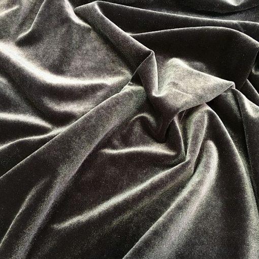 Velvet Dark Grey
