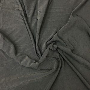 Cotton Voile Fume Cotton Voile Shawl Dark Fume