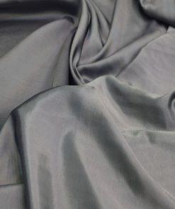 Silk Lining Grey Silver 4