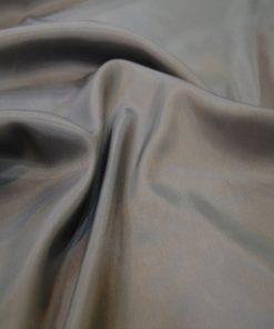 Silk Lining Grey Silver 5