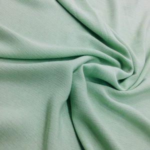 Gauze Water Green