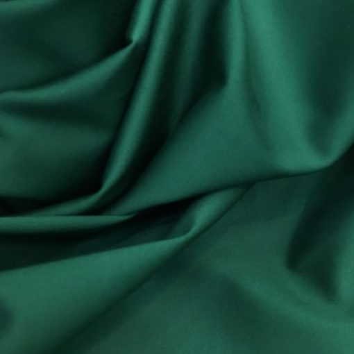 Dicker Regenmantel Stoffe Smaragd