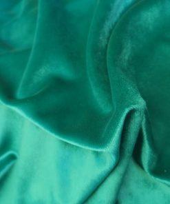 Upholstery Cotton Valvet Green