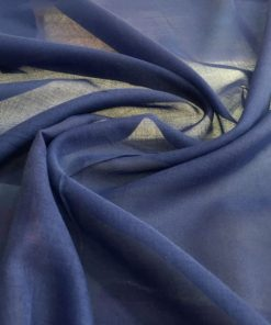 Cotton Cheesecloth Dark Blue