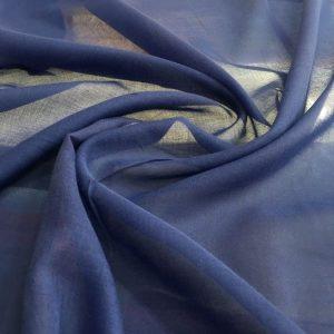 Cotton Cheesecloth Dark Blue