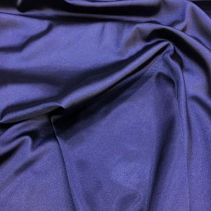 Satin Lycra Fabric Navy 2