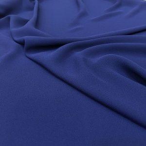 Zara Crepe Chiffon Navy Blue