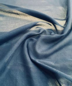 Cotton Cheesecloth Blue