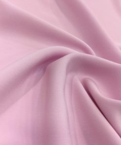 Thin Crepe Candy Pink