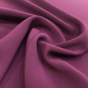 Thin Crepe Purple