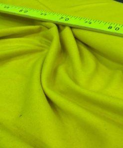 Mäntel Stoffe Gelb