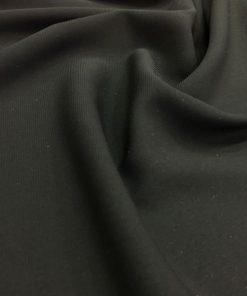Medina die Seide Schal Schwarz