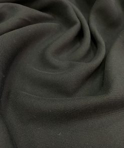 Cotton Viscose Black