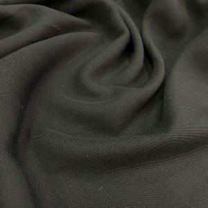 Cotton Viscose Black