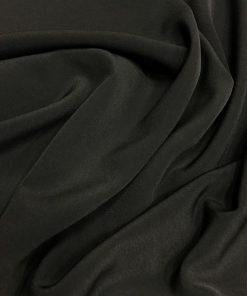 Thin Crepe Black Altınyıldız Serge Black