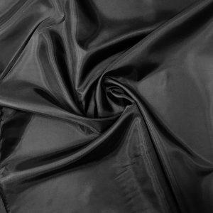Polyester Lining Black