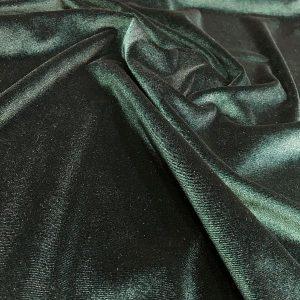 Velvet Black-Green
